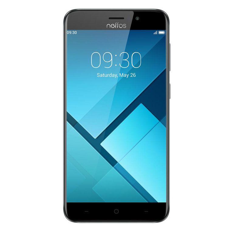 Neffos C7 SIM doble 4G 16GB Gris