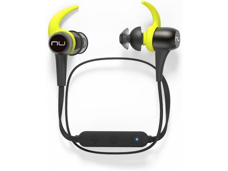 Ver Optoma BE Sport3 Dentro de oido Binaurale Bluetooth Negro Amarillo