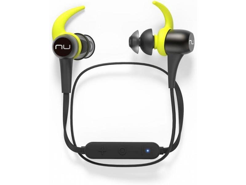 Optoma Be Sport3 Dentro De Oido Binaurale Bluetooth Negro Amarillo