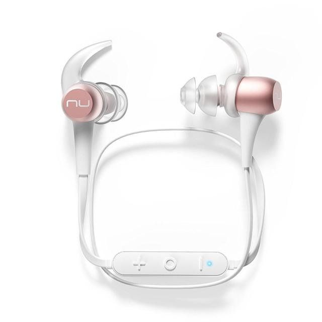 Ver Optoma BE Sport3 Dentro de oido Binaurale Bluetooth Rosa Color blanco