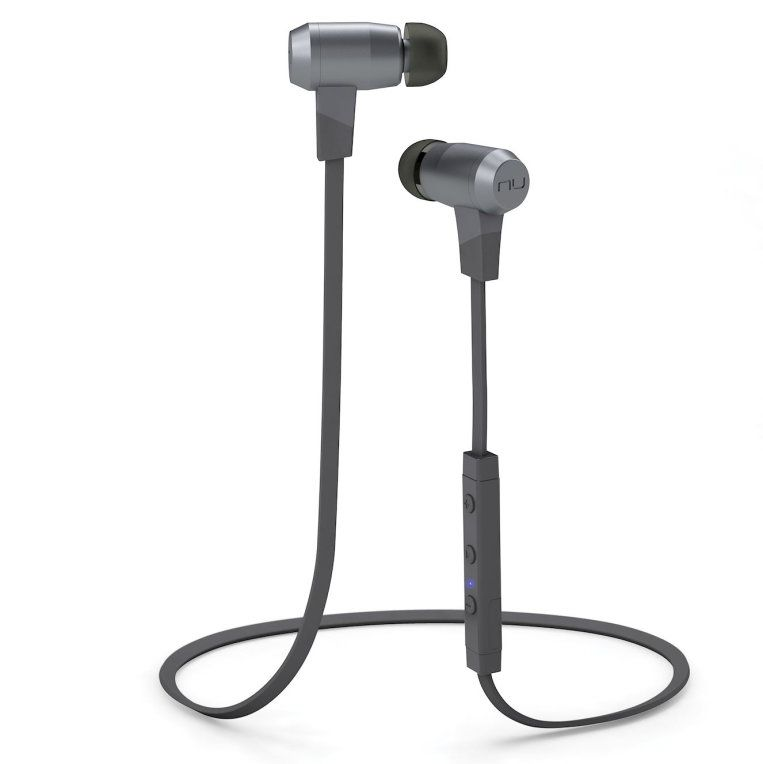 Ver Optoma BE6i Dentro de oido Binaurale Bluetooth Gris Metalico