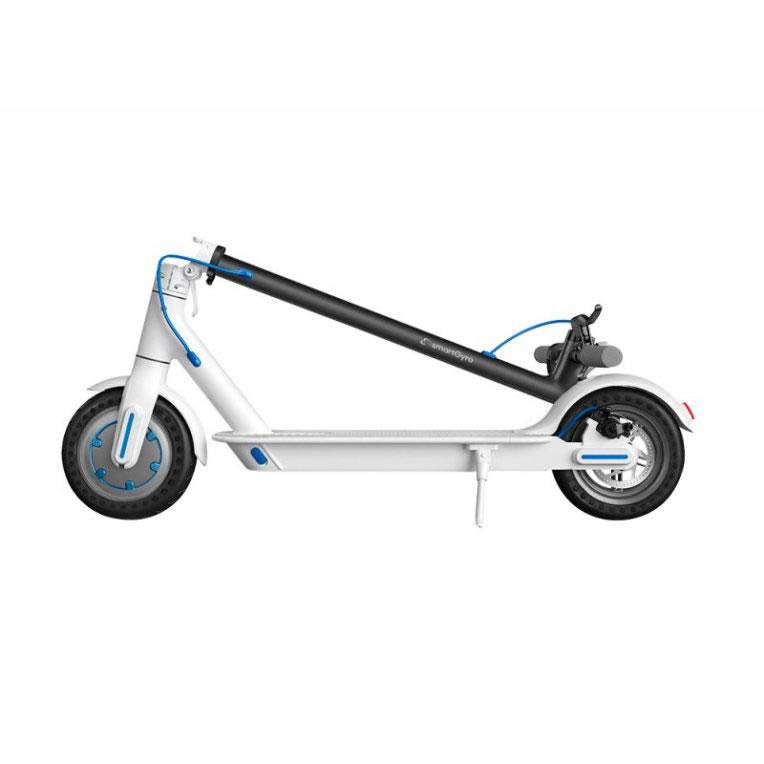 Patinete Electrico Smartgyro Xtreme City 280w 20km 25kmh Blanco 12 5kg 120kg