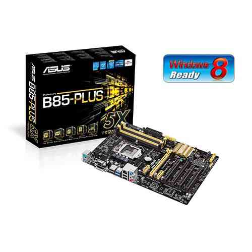 Ver Placa Base B85-PLUS S1150 ATX 4DDR3VGAA