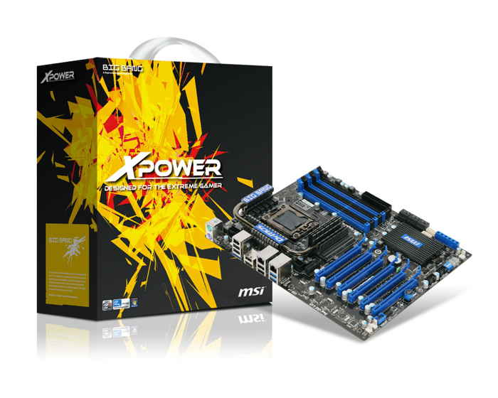 Pb Msi Big Bang Xpower X58