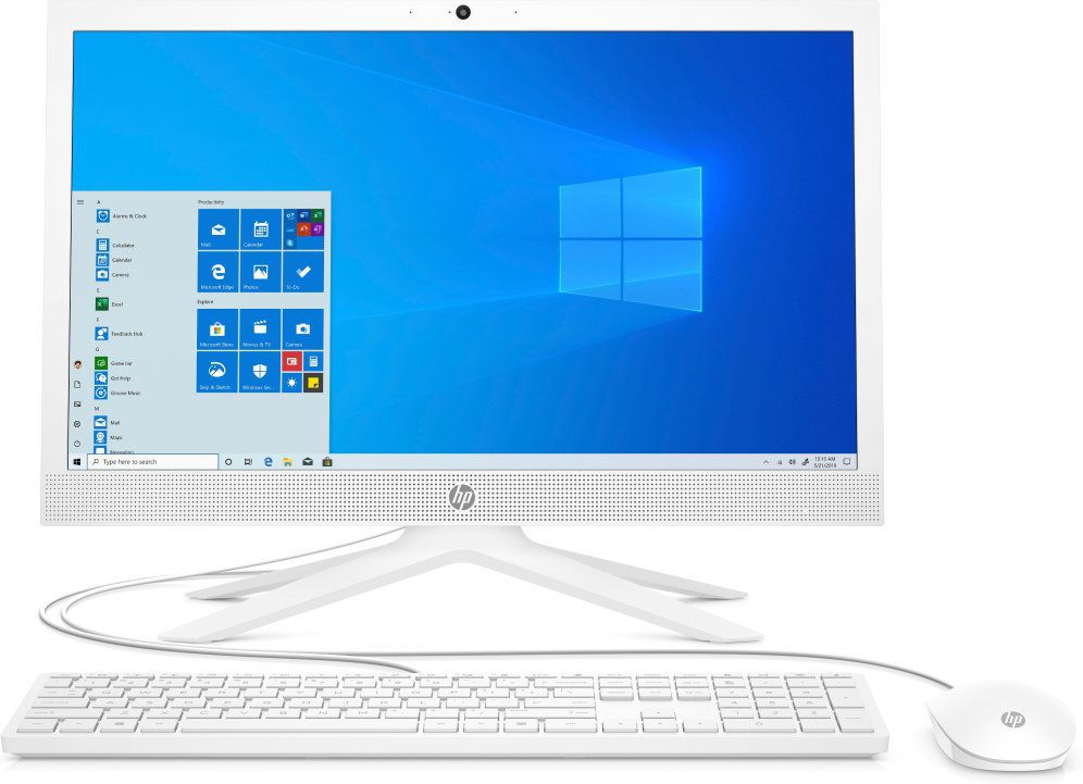 PC HP AIO 21 B0007NS