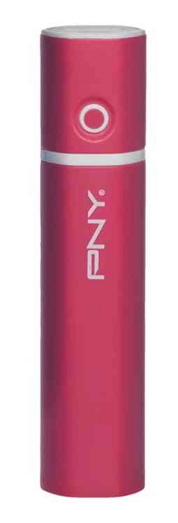 Powerbank Pny Fancy 2600 Rosa