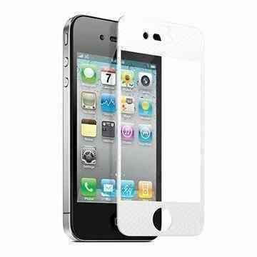 Protector Cristal Iphone 4 Blanc