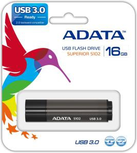 Pendrive Adata As102 Pro 16gb  30