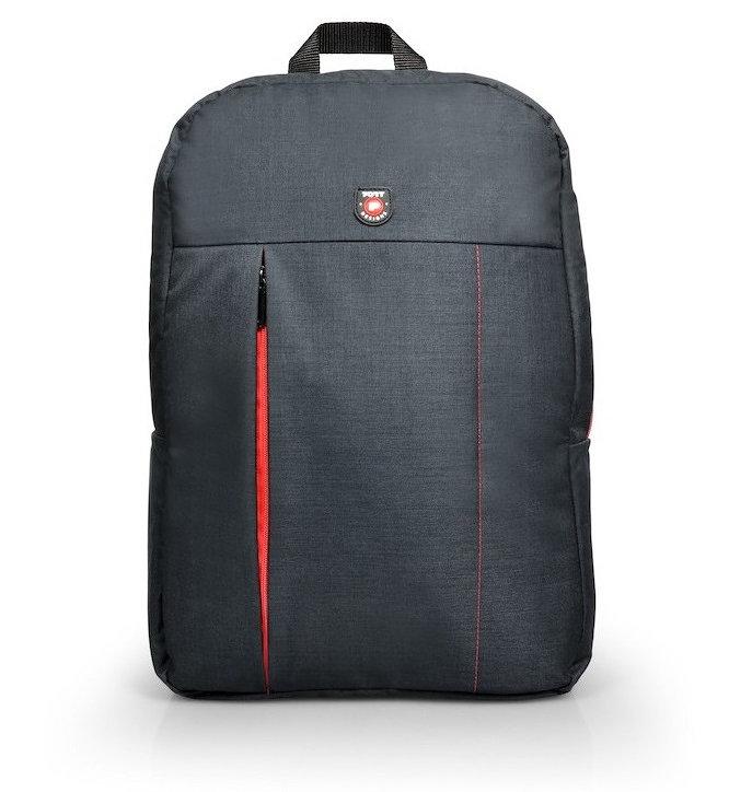 Ver Port Designs Portland Ropa de cama Poliester Negro Rojo mochila