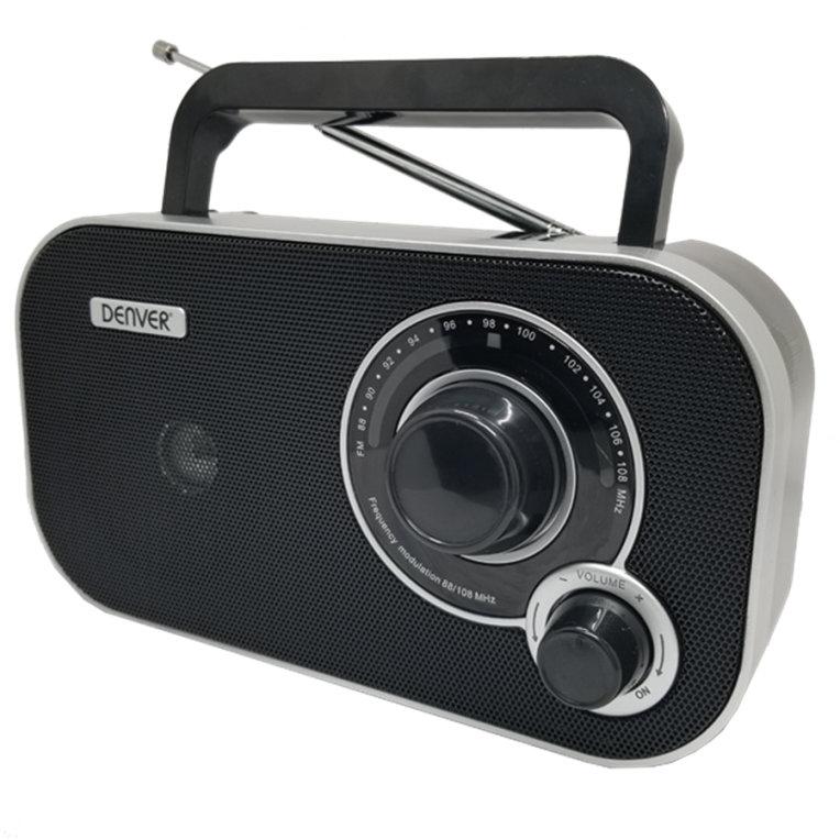 Radio Denver Amfm Tr 51 Negra