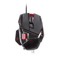 Raton  Gloss Black Pc Mcz Rat7