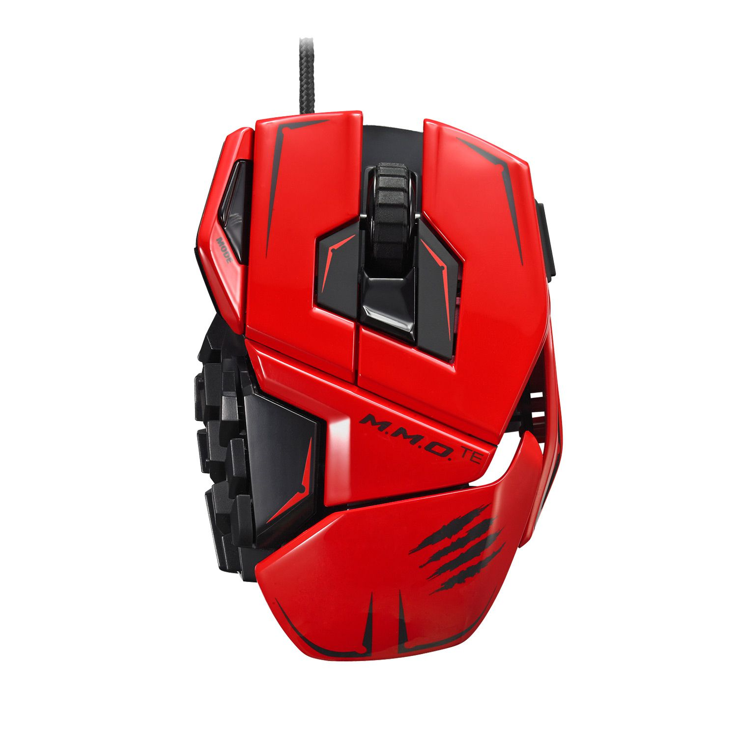 Ver Mad Catz GAMING MMOTE PC MAC RED