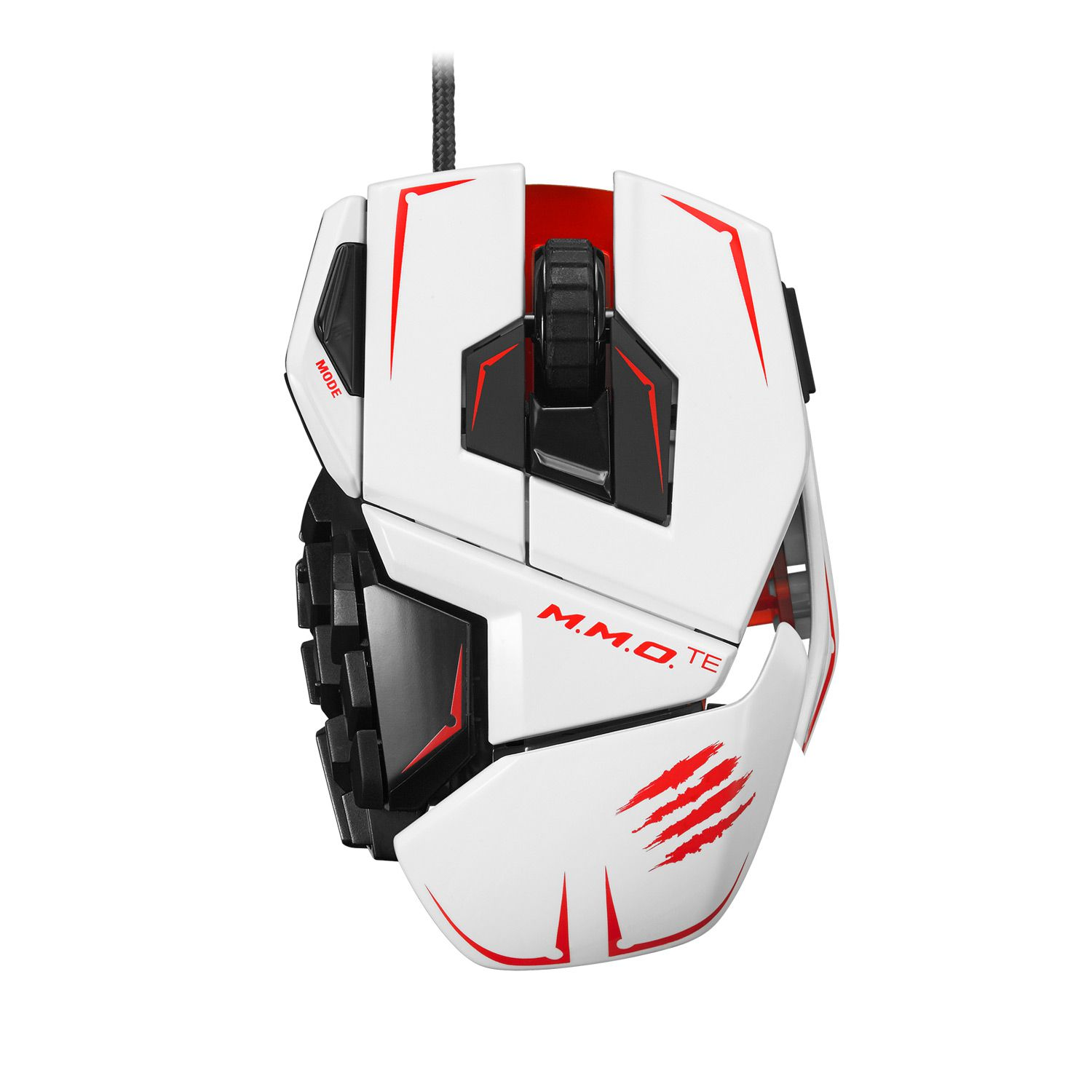Ver Mad Catz GAMING MMOTE PC MAC WHITE