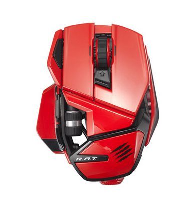 Ver Mad Catz Office RATM WL OFFICE RED