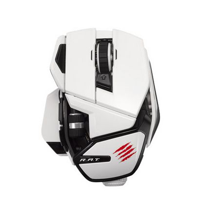 Ver Mad Catz Office RATM WL OFFICE WHITE