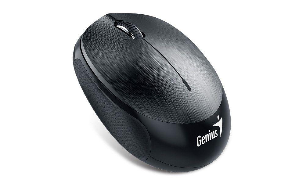Raton Genius Nx 9000bt Inalambrico Usb Negro