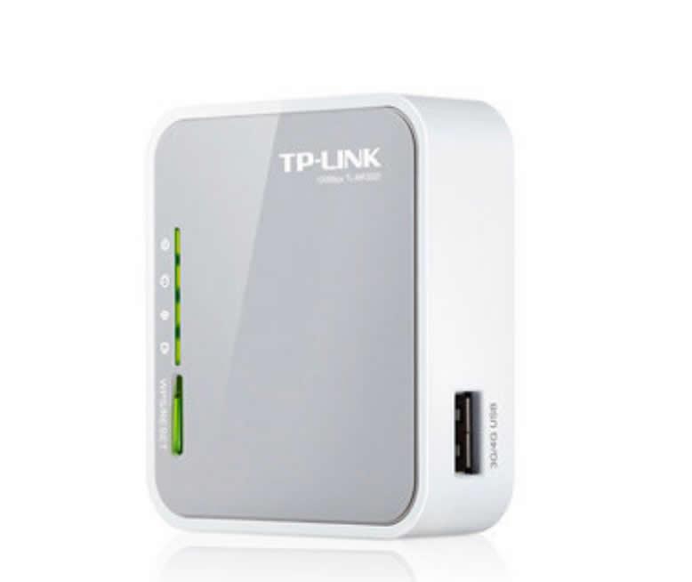 Router Tp Link N150 3g