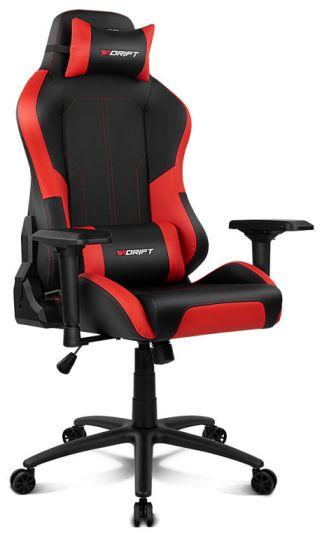 Silla Gaming Drift Dr250 Negro Rojo