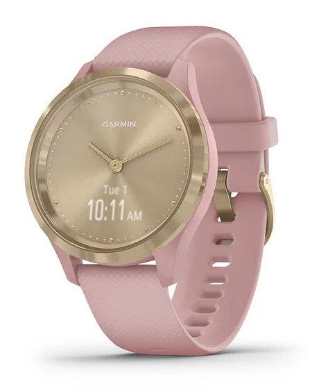 Smartwatch Garmin Vivomove 3s Sport Light Goldrosa