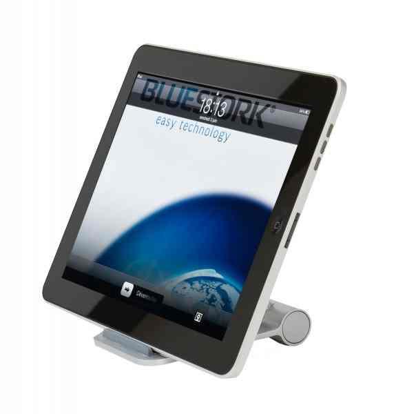 Tablet pc soporte para tablet metalico for Soporte tablet pared