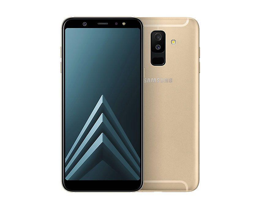 Ver Samsung Galaxy A6 SM A605F 32GB Oro