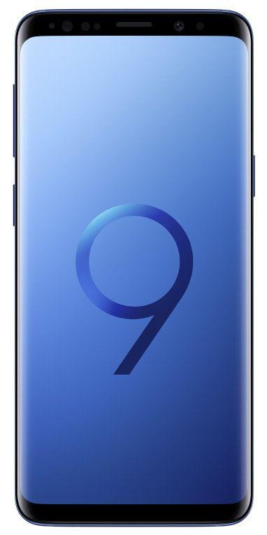Samsung Galaxy S9 SM G960F SIM doble 4G 64GB Azul