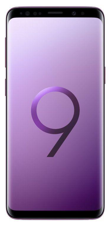 Samsung Galaxy S9 SM G960F SIM doble 4G 64GB Purpura