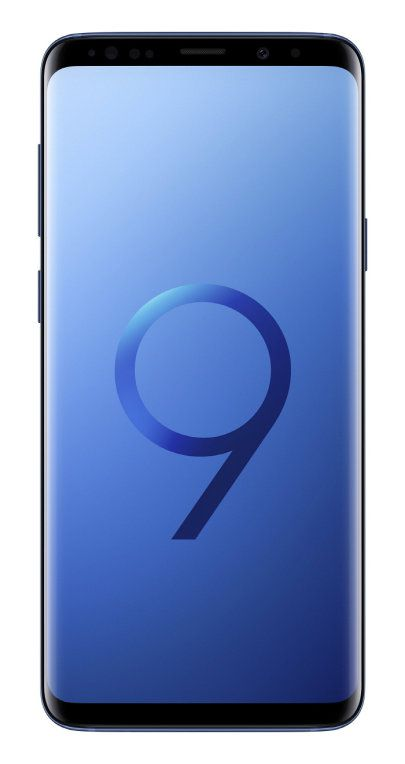 Samsung Galaxy S9 SM G965F SIM doble 4G 64GB Azul