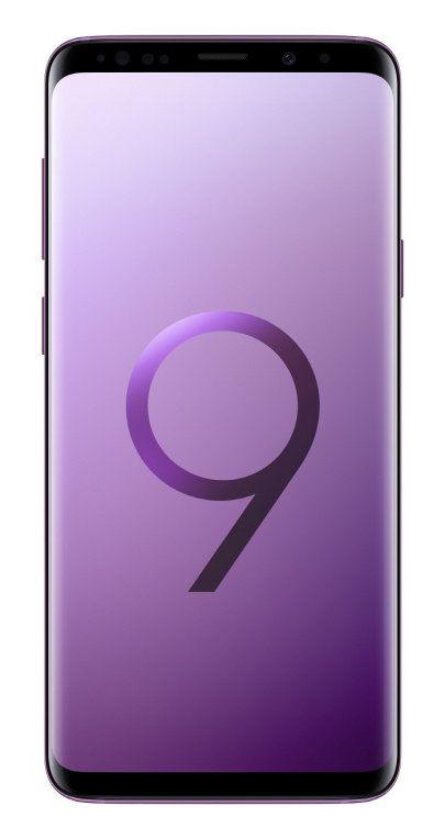 Samsung Galaxy S9 SM G965F SIM doble 4G 64GB Purpura