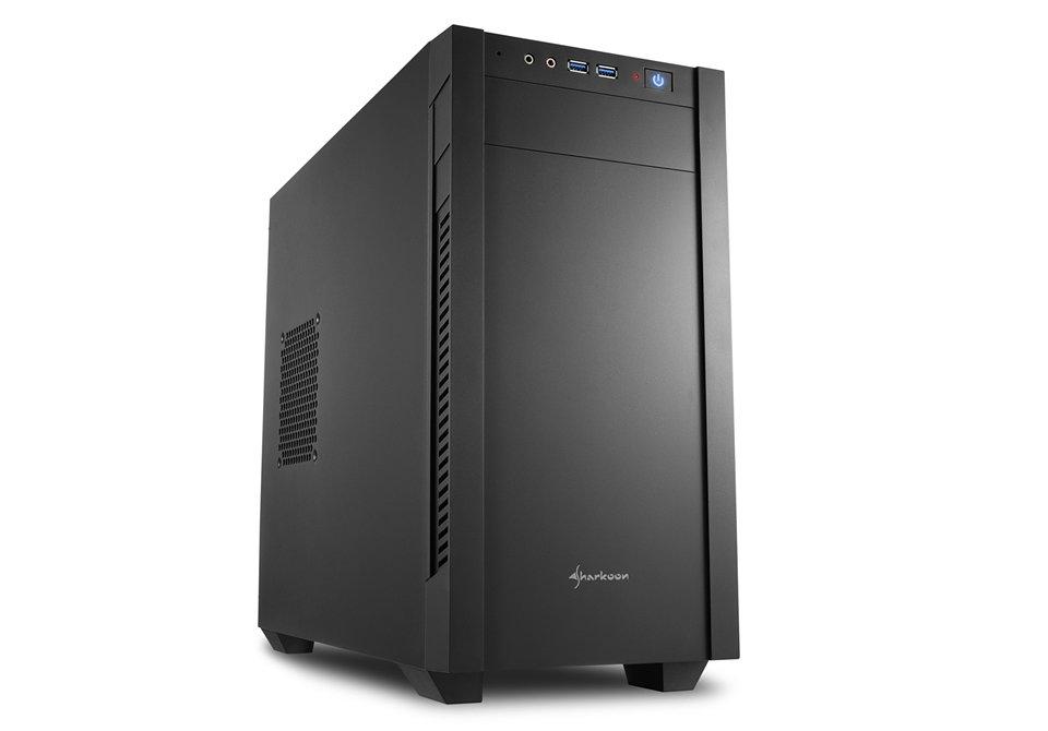 Ver Sharkoon S1000 Negro