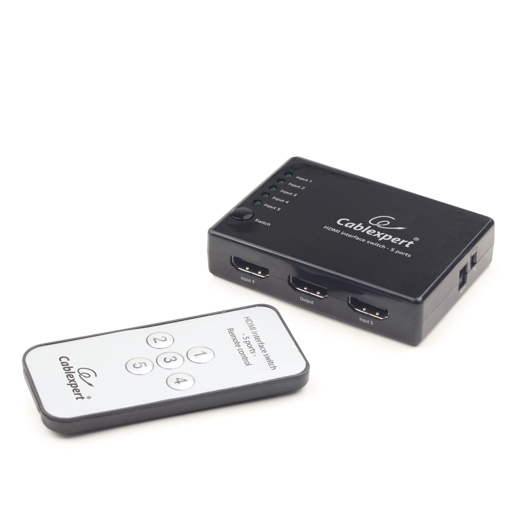 Ver Gembird DSW HDMI 53 Switch HDMI 5 puuertos