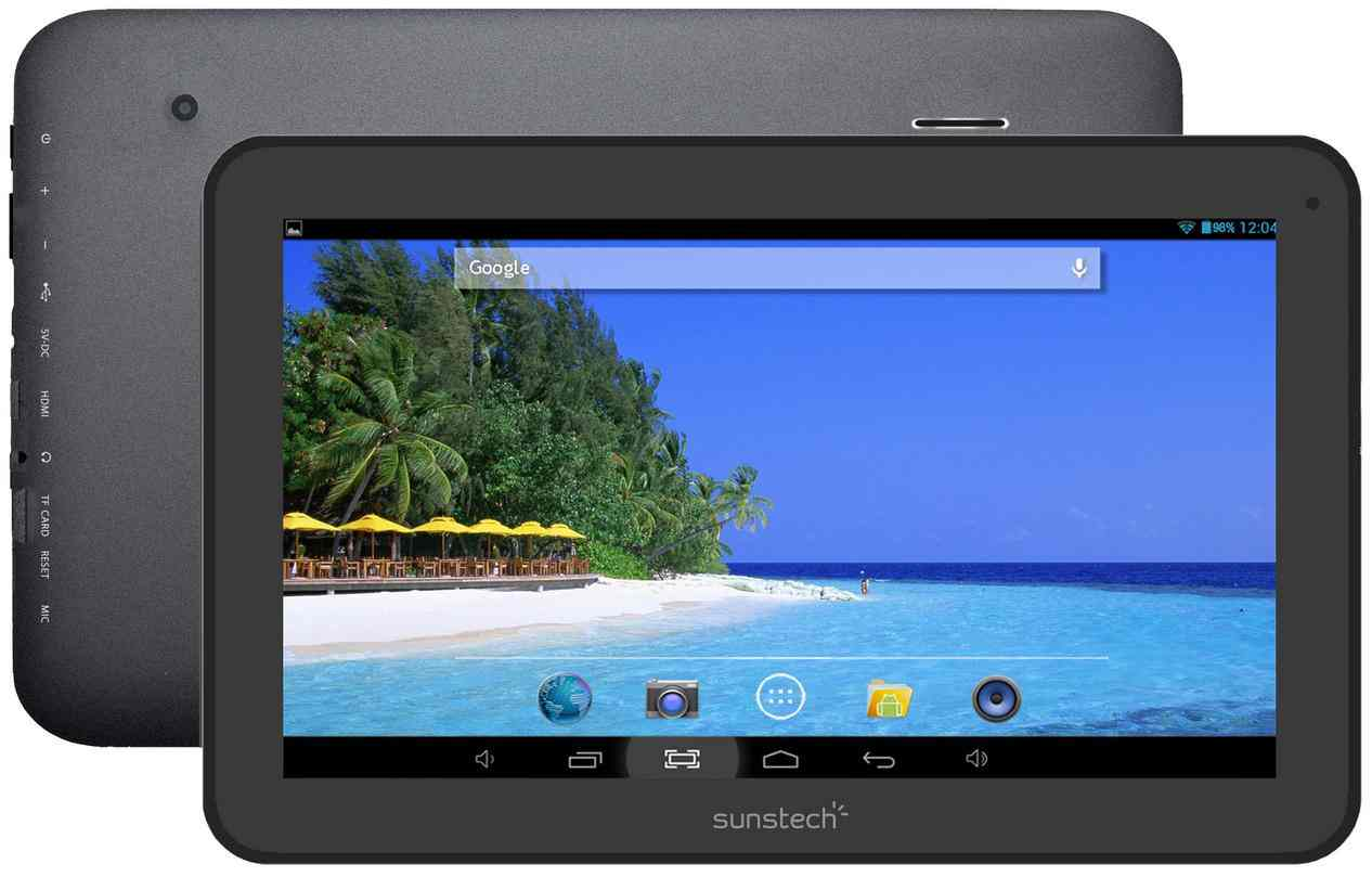 Tablet Sunstech Tab107qcbt8gbn 107
