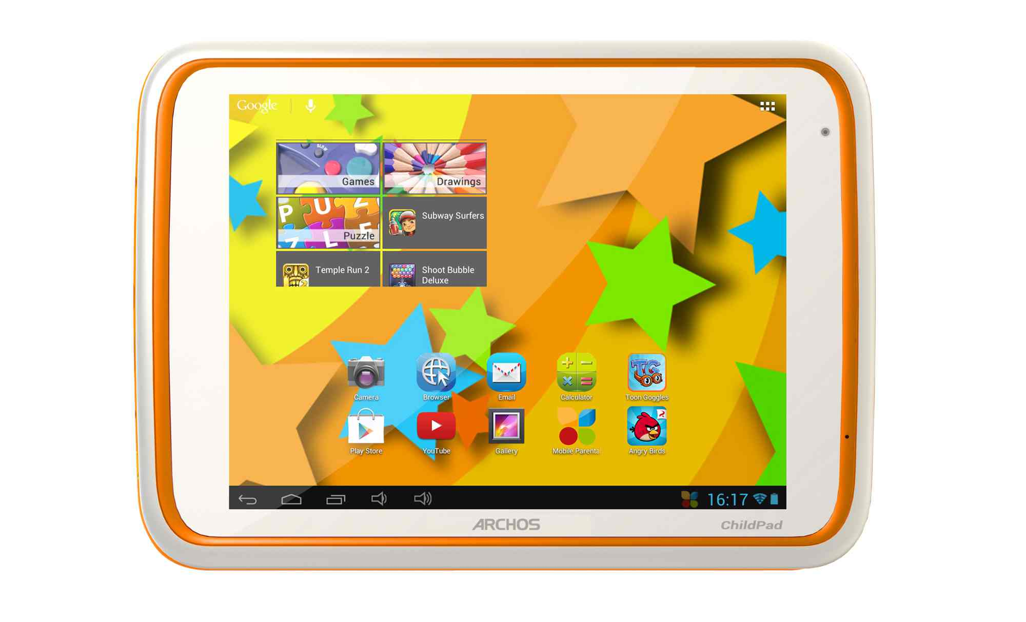 Tablet Archos 80 Childpad 8