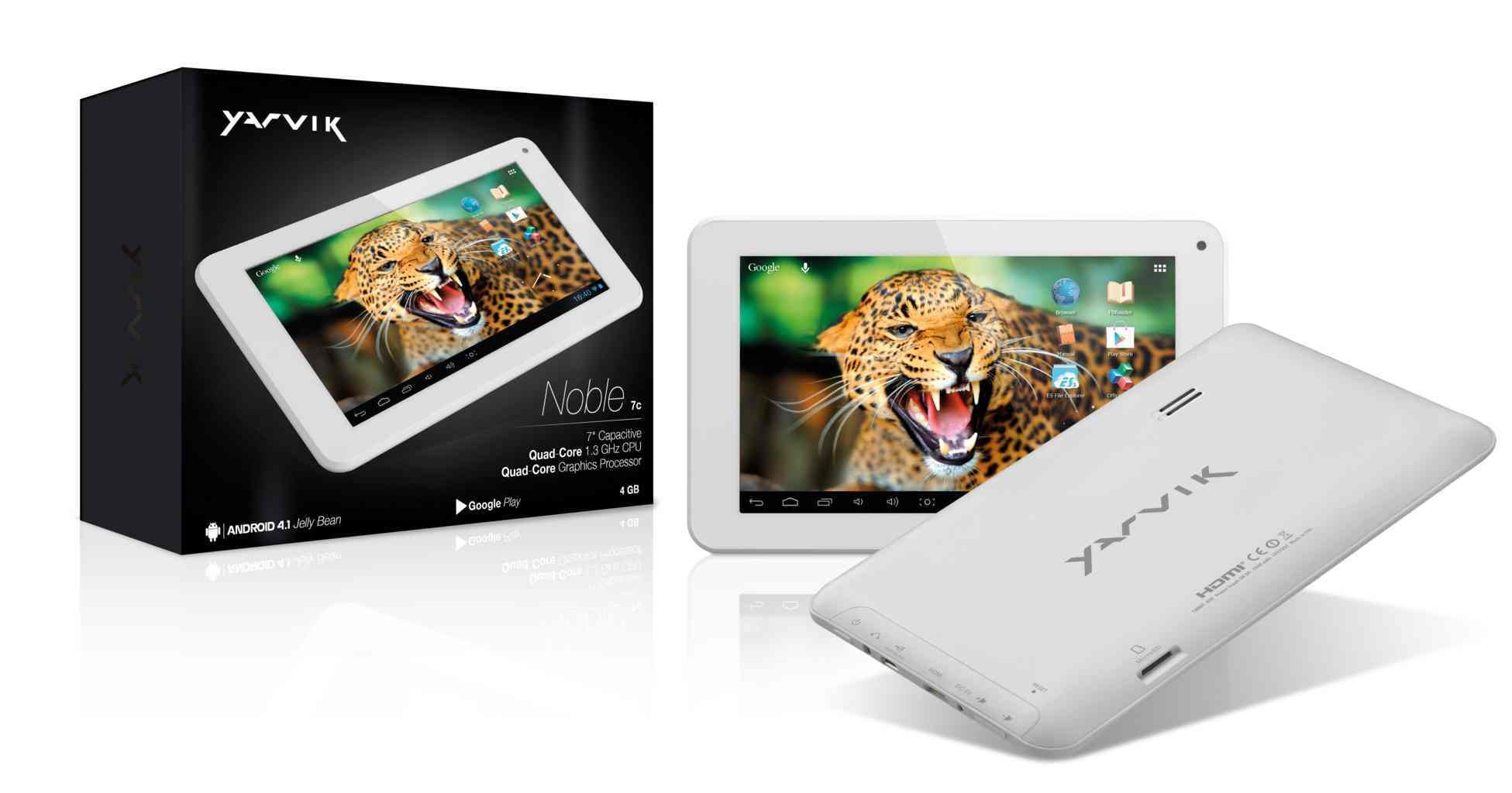 Tablet Pc Yarvik 7 Tab07 400