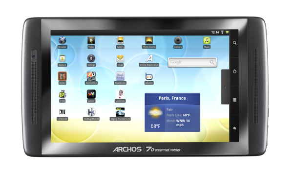 Tablet Archos 70 Tablet It 8gb