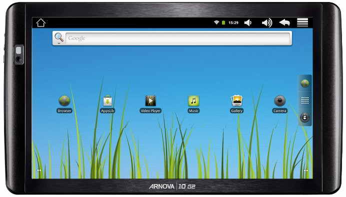 Tablet Pc Arnova 10 G2 4gbandr 2 3