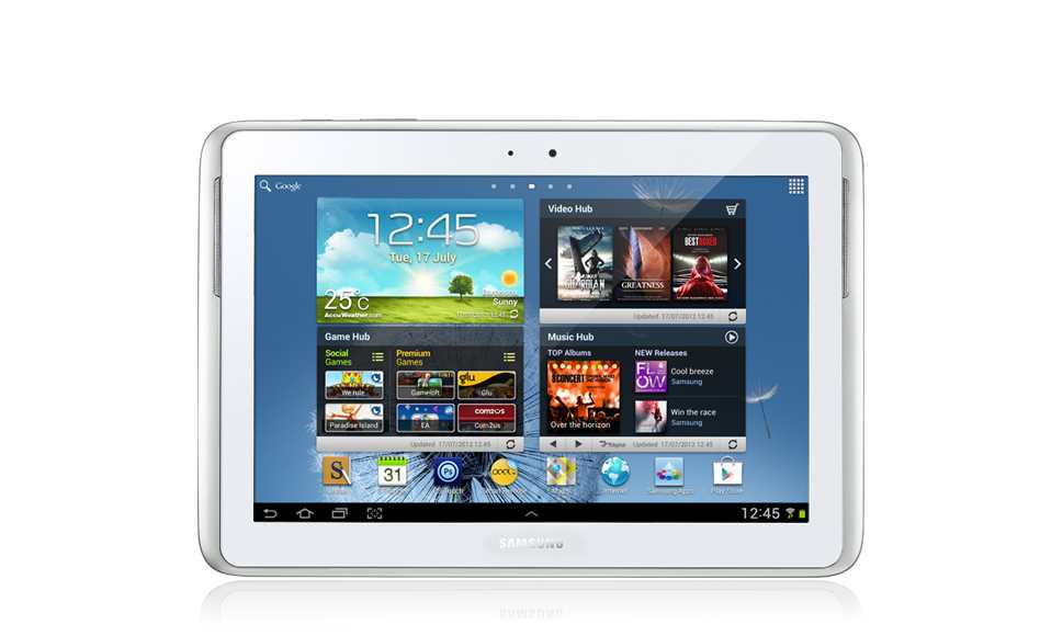 Tablet Samsung Galaxy Note 10 Gt-n8010eaa