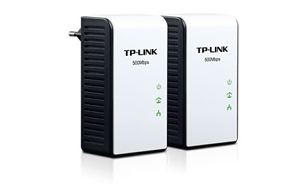 Tp-link Powerline 500m Starter Kit