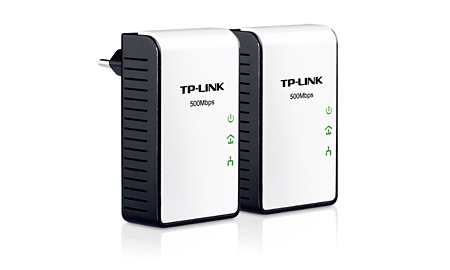 Ver TP-LINK POWERLINE 500MPS KITTWIN PACK
