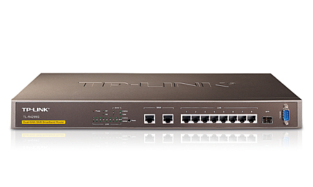 Tp-link Router Enterprise 2x Wan 8p Ethernet