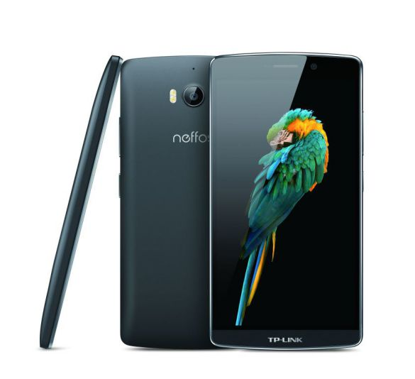 Tp Link Neffos C5 Max 4g 16gb Gris