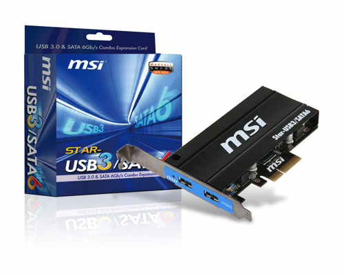 Tpcie Msi Star-usb3