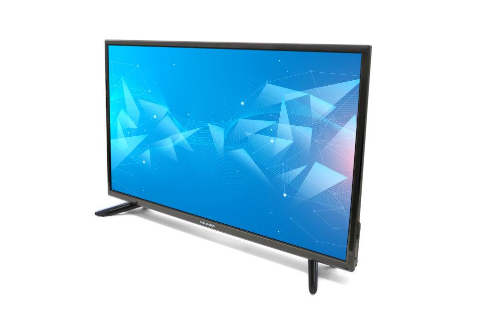 Ver TV MICROVISION 50 50FHDSMJ18 A LED FHD SMART TV NEGRO