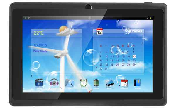 Tablet Sunstech Tab75 7