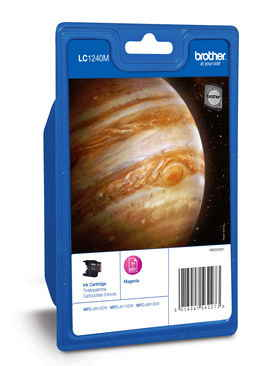 Tinta Brother Magenta Lc1240mbp