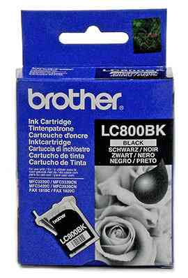 Ver Tinta BROTHER negro MFC3X20