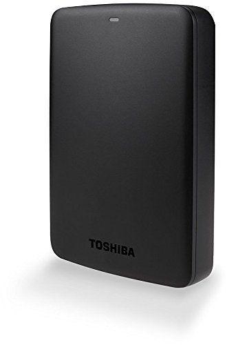 Toshiba Canvio Basics 3TB USB Type A 3 0 3 1 Gen 1