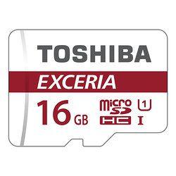 Ver Toshiba EXCERIA M302 EA 16GB MicroSDHC UHS I Clase 10