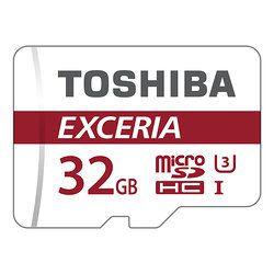 Toshiba EXCERIA M302 EA 32GB MicroSDHC UHS I Clase 10
