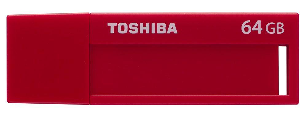 Ver Toshiba TransMemory U302 64GB USB 30 Rojo unidad flash USB